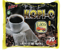 Beverage - 2 in 1 Coffee Mixture Bags with Sugar - 110188