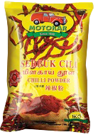 Spices / Seasoning - Chilli Powder 1Kg - 1300701