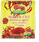 Spices / Seasoning - Chilli Powder 100g - 150108