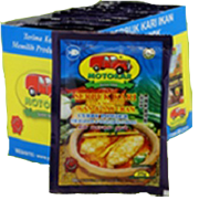 Retail (Consumer Items) 	 - Seafood Curry Powder 25g - 120132
