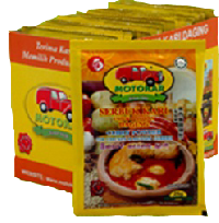 Retail (Consumer Items) 	 - Meaty Curry Powder 25g - 120323