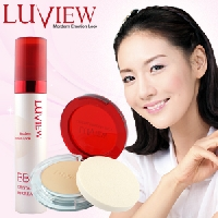 LUVIEW 路薇儿 - LUVIEW, CRYSTAL MAKE UP SET - LV-TRAVEL