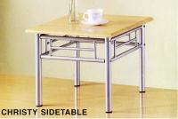 OCCASIONAL SET - CHRISTY-SIDE-TABLE - C-ST