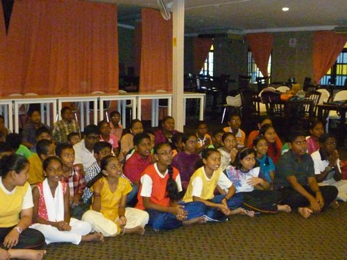 Children Motivation Seminar