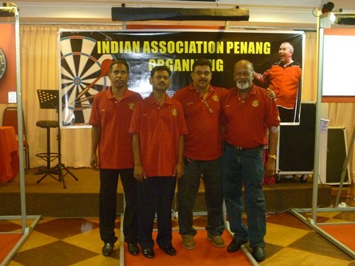 Inter Club Darts ( 25th & 26th)