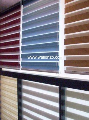 Various Blinds - Double_Layer_Zebra_Blind - BZ3
