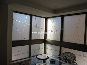 Glass & Decor Film  - Frosted Decorative Film - FDF2