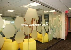 Glass & Decor Film  - Frosted Decorative Film - FDF3