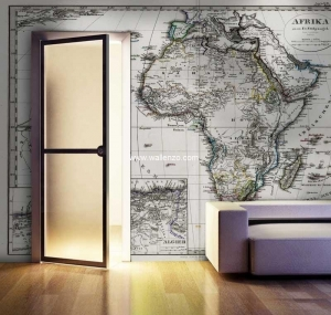 Photo Wall Mural - Wall Mural (Customized) - Africa