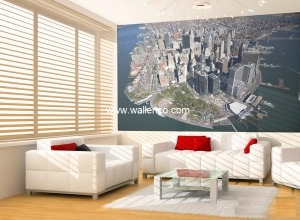 Photo Wall Mural - Wall Mural (Customized) - New York
