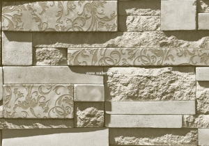 - Stone Wood Wallpaper - Stone Wood Wallpaper - 7505-3