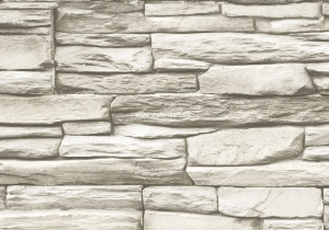 - Stone Wood Wallpaper - Stone Wood Wallpaper - 7507-1